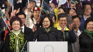 Presidente Taiwan