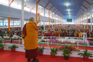 Kalachakra Dalai Lama