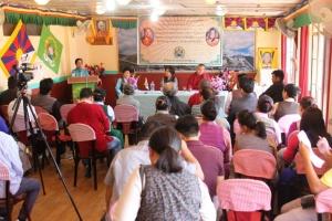 Panchen Lama commemoration