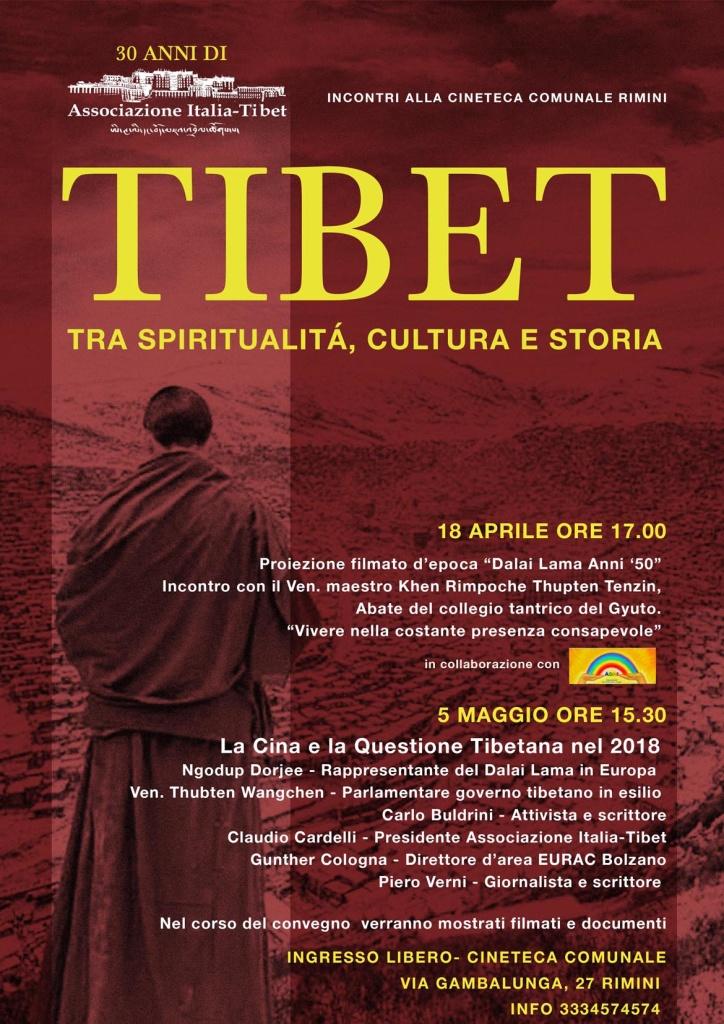 Convegni Cineteca Tibet2