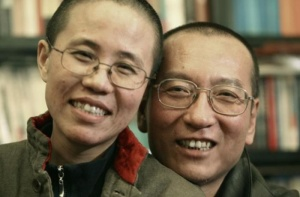 Liu Xia+Liu Xiaobo
