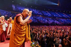 Dalai Lama Rotterdam 17 sett