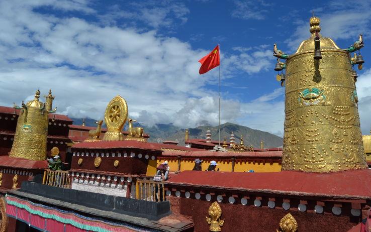 Jokhag temple