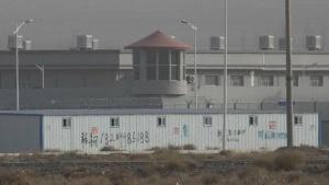 Prigione nello Xinjiang