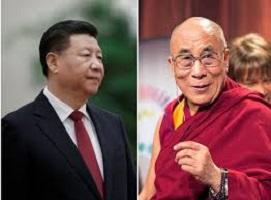 Dalai Lama-Xi