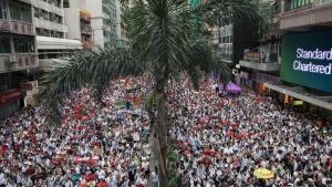 Protesta a Hong Kong1