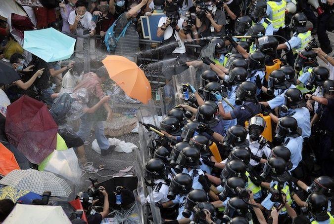 Hong Kong settembre 2019
