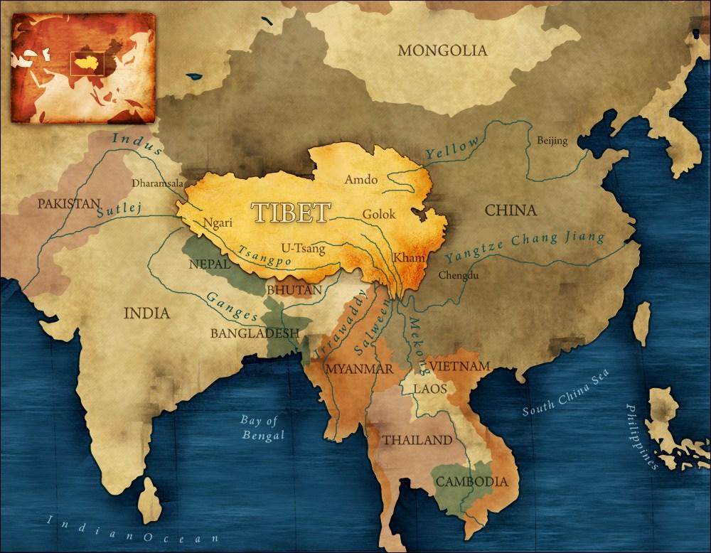 Map-of-Tibet