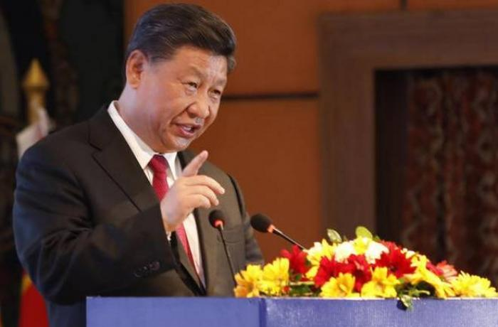 Xi Jinping in Nepal
