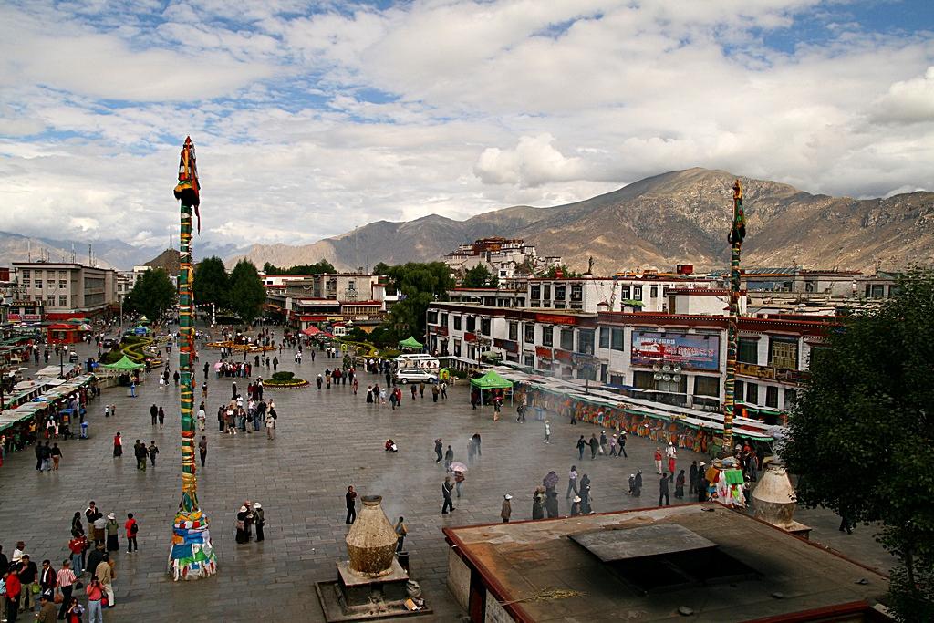 Lhasa-Jokhang-Temple