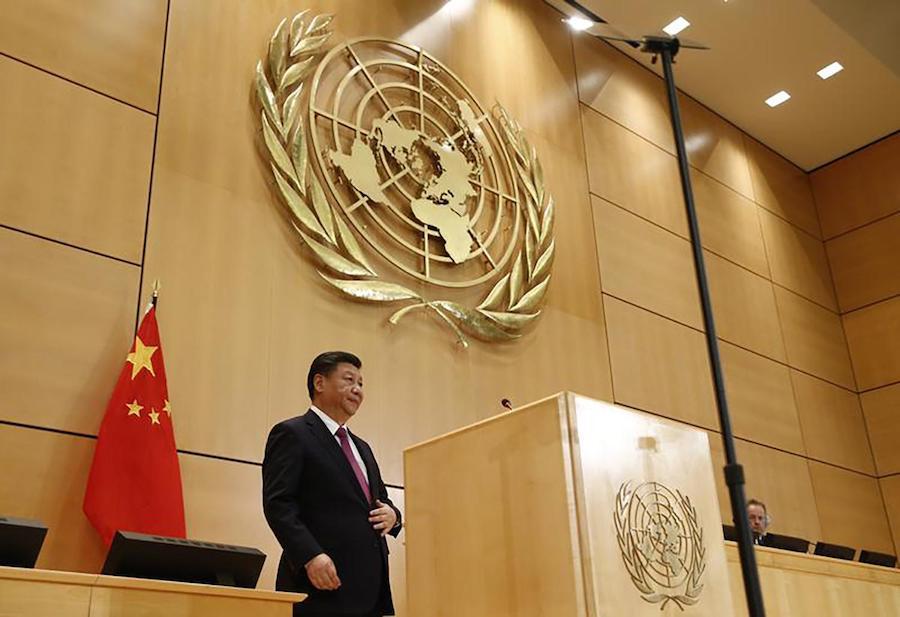 Nazioni unite Xi