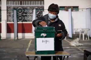 Elezione Sikyong